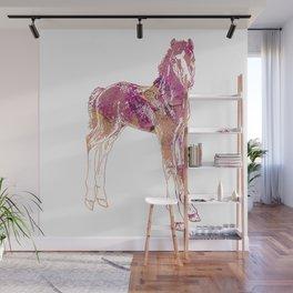 Standing Foal Wall Mural