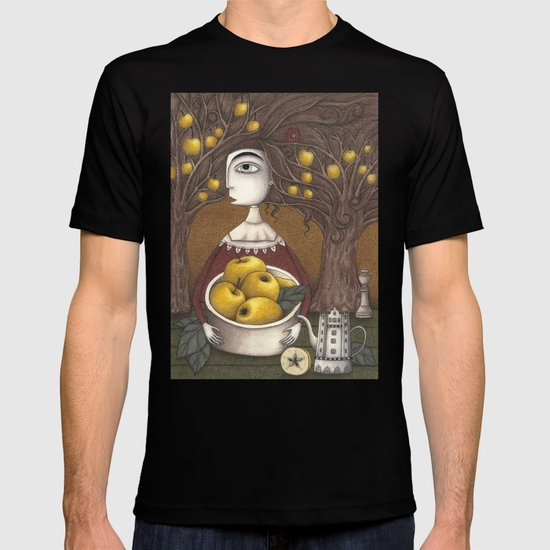 Portrait of an Apple Orchard T-shirt
