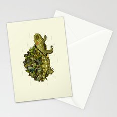Turtle Town Stationery Cards