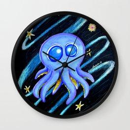 One cute octopus Wall Clock