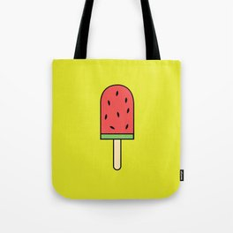 Watermelon Pop Tote Bag