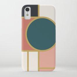 Maximalist Geometric 05 iPhone Case