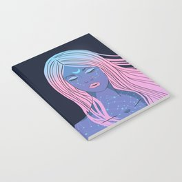 Moon Child Notebook