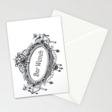 Bar Wench Stationery Cards