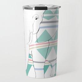 Do I Blend In? #elephant Travel Mug