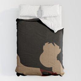 Superboy Minimalism Comforters