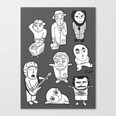 everyday heroes | version Canvas Print