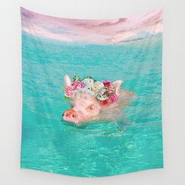 Whistle your soundtrack, daydream your future. Wall Tapestry