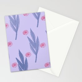 Pattern roses 1 Stationery Cards