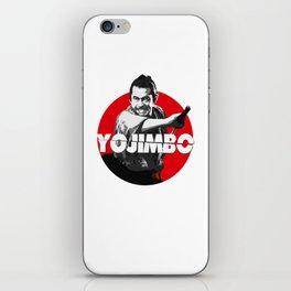 Yojimbo - Toshiro Mifune iPhone Skin