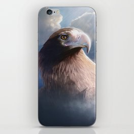Wedge-tailed Eagle iPhone Skin