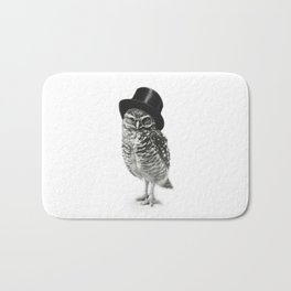 Wise owl Bath Mat