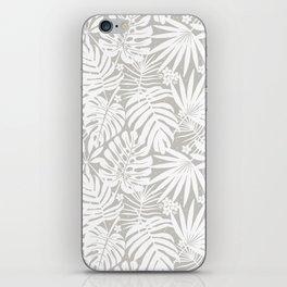 Lindenman Tropics iPhone Skin