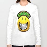 swag Long Sleeve T-shirts featuring SwaG by Stefanescu Catalin