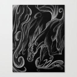 Air Horse Canvas Print