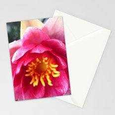 Pink WaterLily II Stationery Cards