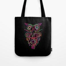owl pink Tote Bag