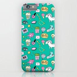Tumblr Patern 4 iPhone Case