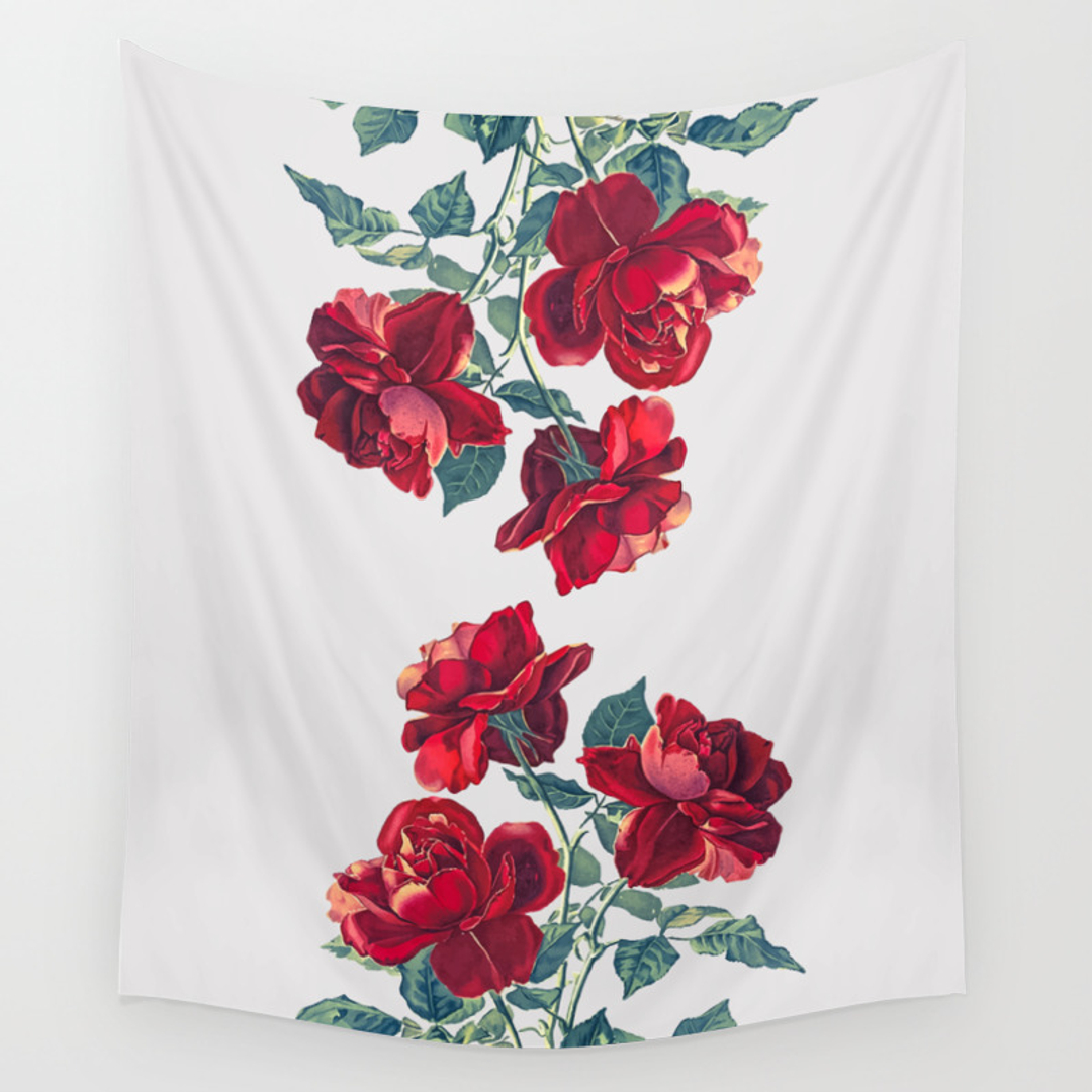 Pattern Wall Tapestries | Society6