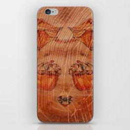 """"""" Fall Visitors """" iPhone Skin"""