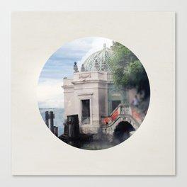 Vizcaya Canvas Print