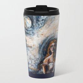 Rising Metal Travel Mug
