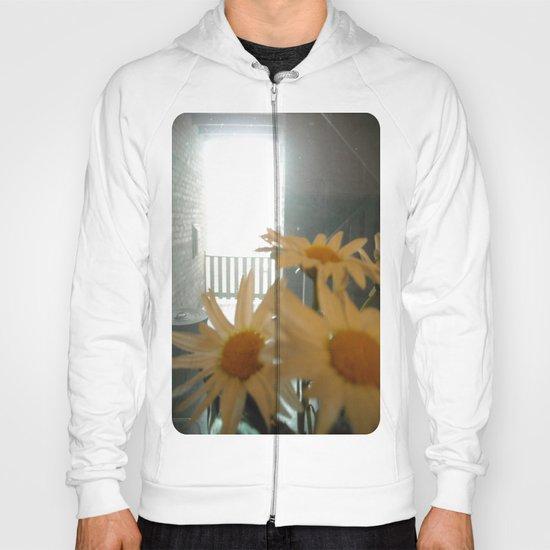 Chicago Daisies ~ flowers Hoody