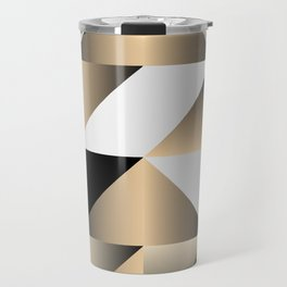 Gold Wrap Travel Mug