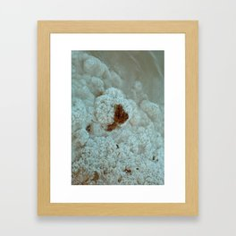 The Dead Sea Framed Art Print