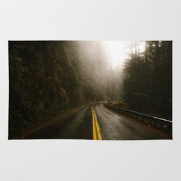 Pacific Northwest Roadtrip Rug