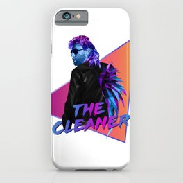 Kenny Omega polygonal iPhone Case