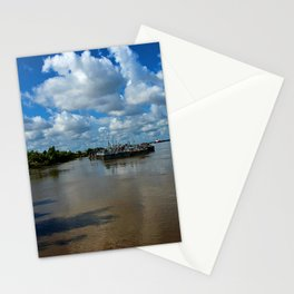 Along the Misissippi Stationery Cards