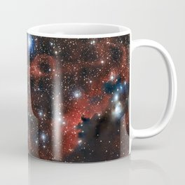 Seagull Nebula (IC 2177) Coffee Mug