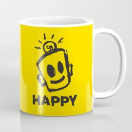 HAPPY  Coffee Mug