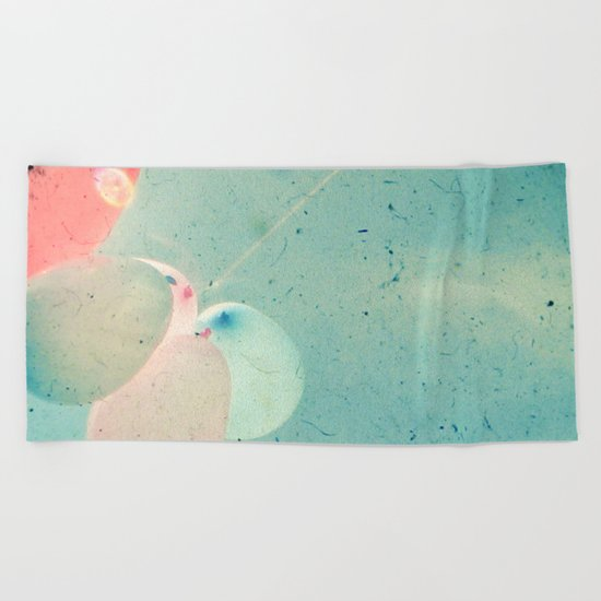 Float Away Beach Towel