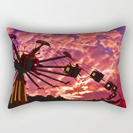 Summer Swing Rectangular Pillow