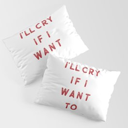 It's my Party – 2 - Text Pillow Sham