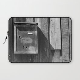 Mailbox in the sun Laptop Sleeve
