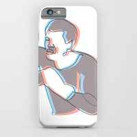 Boxing Ali (coulour) Slim Case iPhone 6s