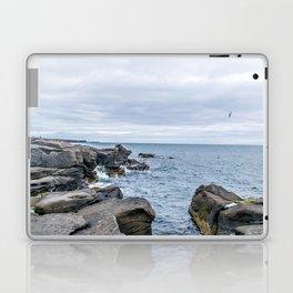 Icelandic Shore Laptop & iPad Skin