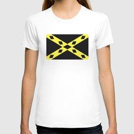 wigtownshire flag symbol T-shirt