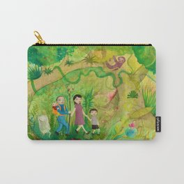Family Monteverde Cloud Forest Walk Carry-All Pouch