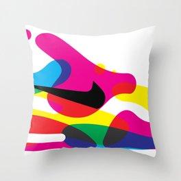 AM90 Throw Pillow