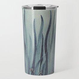Green-Blue Grass Travel Mug