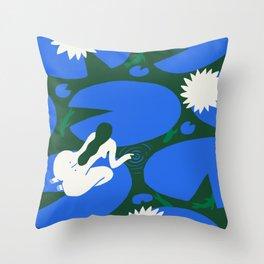 Ponder Wonder Throw Pillow