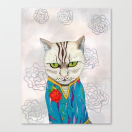 Mr. Talisman Canvas Print