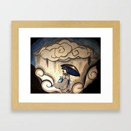 Yokai: Ameonna Framed Art Print