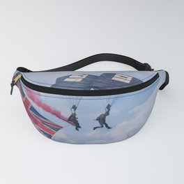 Proud To Be British-Tigers Parachute Display Team Fanny Pack