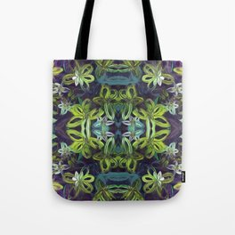 Tropical Greenery Tote Bag
