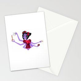Muffet {Without Background} Stationery Cards